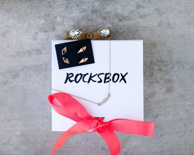 Rocksbox is a monthly subscription service that allows you to rent jewelry with the option to purchase. You can hold onto your pieces for as long as you want.