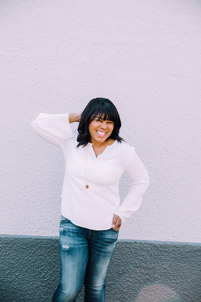 "Fitcode allows you to find the perfect denim fit each and every time, regardless of size (size offerings: 000 to 24). Their mission and vision is to ""celebrate real women and real bodies."""