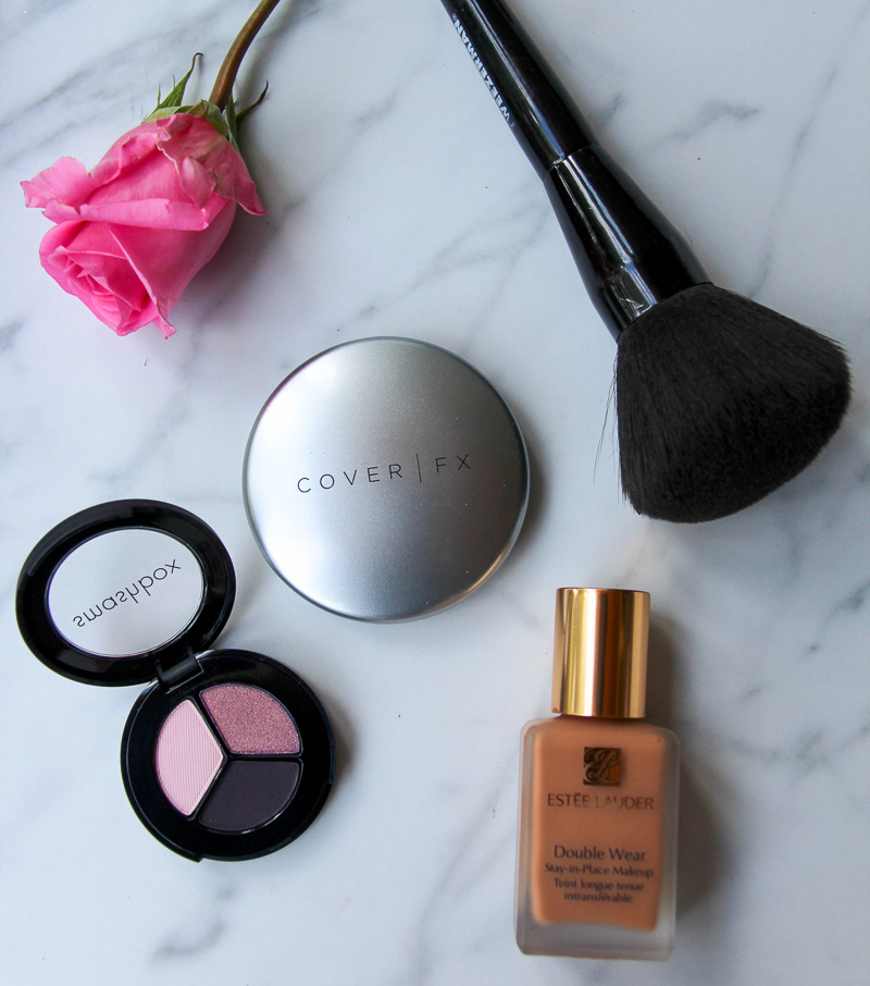Whenever I meet someone new, they compliment my skin, which I credit to three things: good genes, a great skincare regimen (thanks mom), and my beauty products! When shopping for makeup, my main goal is to control my oily skin and to stay matte.