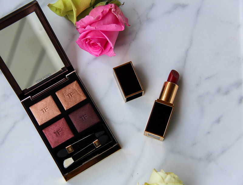 """Today's post is all about the eyes aka """"eyes that wow,"""" and getting the perfect brow and lashes. I also share two of my favorite red lipsticks at the end!"""