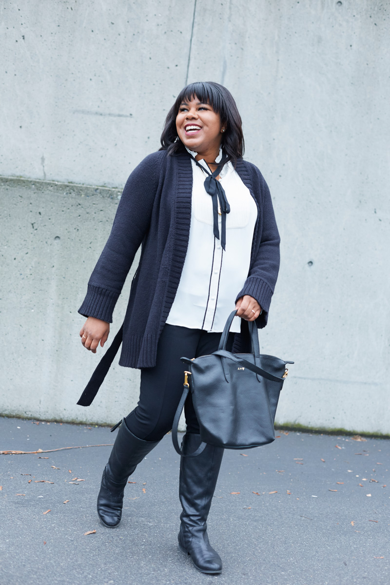 Now that the holidays are **almost** over, I thought we should shift our focus and begin transitioning our wardrobe to cold weather—aka winter and share my 3 must-have accessories.